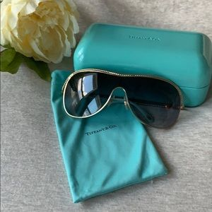 tiffany&co sunglasses with original packaging!
